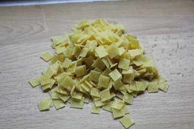 Flekice za supu sitne